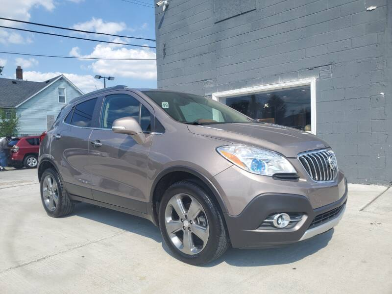 2014 Buick Encore for sale at Julian Auto Sales, Inc. - Number 1 Car Company in Detroit MI