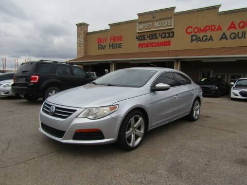 2012 Volkswagen CC for sale at Import Motors in Bethany OK