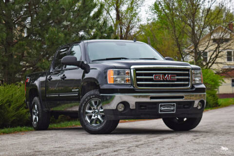2012 GMC Sierra 1500 for sale at Rosedale Auto Sales Incorporated in Kansas City KS