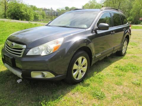 2011 Subaru Outback for sale at Peekskill Auto Sales Inc in Peekskill NY