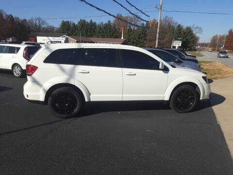 2014 Dodge Journey for sale at GENE AND TONYS DEMOTTE AUTO SALES in Demotte IN