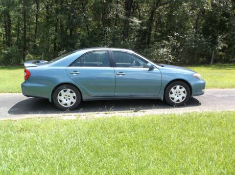 2004 Toyota Camry for sale at Smith Auto Finance LLC in Grand Saline TX