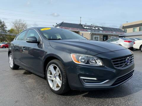 2015 Volvo S60 for sale at WOLF'S ELITE AUTOS in Wilmington DE