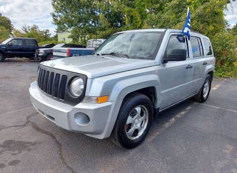 2008 Jeep Patriot for sale at Plaistow Auto Group in Plaistow NH