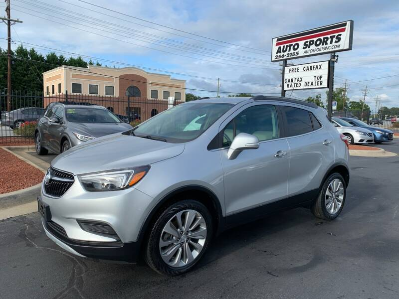 2017 Buick Encore for sale at Auto Sports in Hickory NC