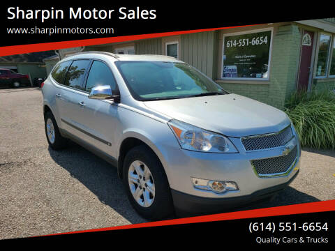 2010 Chevrolet Traverse for sale at Sharpin Motor Sales in Columbus OH