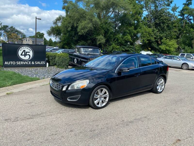 2012 Volvo S60 for sale at Station 45 Auto Sales Inc in Allendale MI