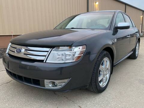 2008 Ford Taurus for sale at Prime Auto Sales in Uniontown OH