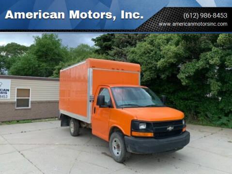 2014 Chevrolet Express Cutaway for sale at American Motors, Inc. in Farmington MN