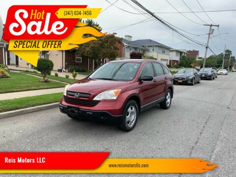 2008 Honda CR-V for sale at Reis Motors LLC in Lawrence NY