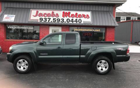 2010 Toyota Tacoma for sale at Jacobs Motors in Huntsville OH