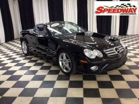 2007 Mercedes-Benz SL-Class for sale at SPEEDWAY AUTO MALL INC in Machesney Park IL