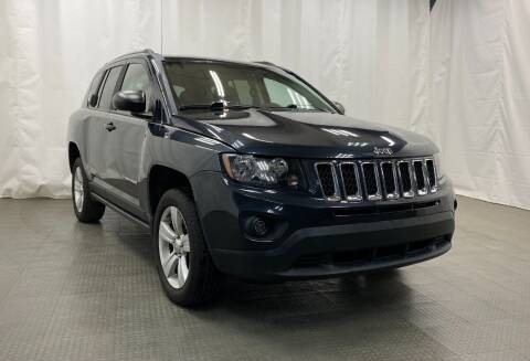 2014 Jeep Compass for sale at Direct Auto Sales in Philadelphia PA