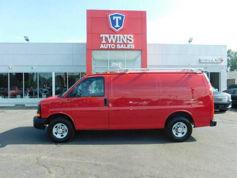 2014 Chevrolet Express Cargo for sale at Twins Auto Sales Inc Redford 1 in Redford MI