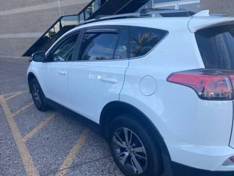 2018 Toyota RAV4 for sale at Camelback Volkswagen Subaru in Phoenix AZ