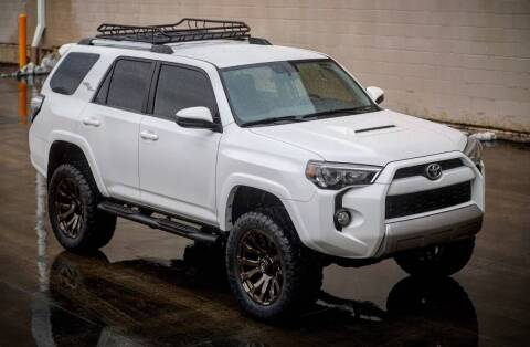 2018 Toyota 4Runner for sale at MS Motors in Portland OR