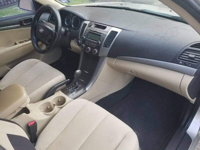 2009 Hyundai Sonata GLS 4dr Sedan 5A - Houston TX