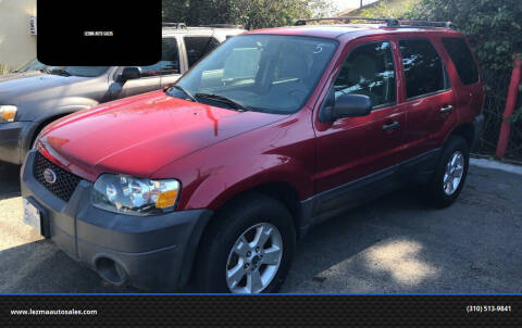 2006 Ford Escape for sale at Auto Emporium in Wilmington CA