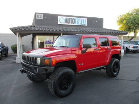 2006 HUMMER H3 for sale at Auto Hall in Chandler AZ