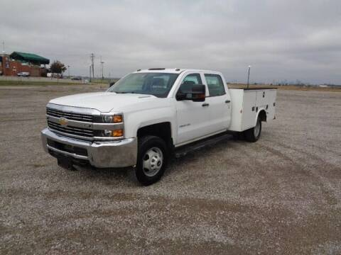 2016 Chevrolet Silverado 3500HD for sale at SLD Enterprises LLC in Sauget IL