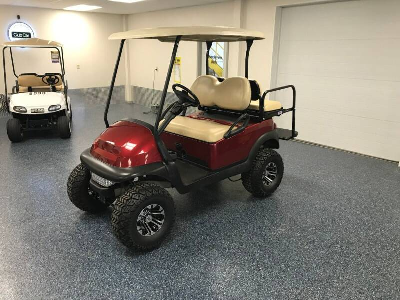 2012 Club Car Precedent for sale at Jim's Golf Cars & Utility Vehicles - DePere Lot in Depere WI