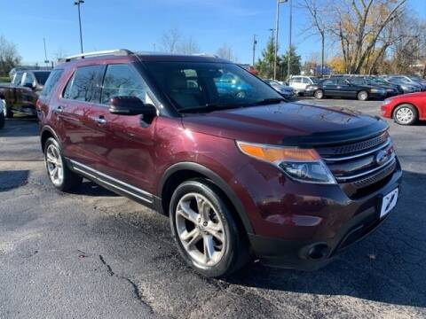 2011 Ford Explorer for sale at Hi-Lo Auto Sales in Frederick MD