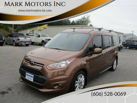 2014 Ford Transit Connect Wagon for sale at Mark Motors Inc in Gray KY