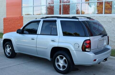 2007 Chevrolet TrailBlazer for sale at Raleigh Auto Inc. in Raleigh NC