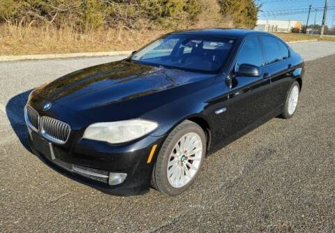 2010 BMW 5 Series for sale at JacksonvilleMotorMall.com in Jacksonville FL