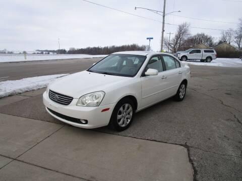 2007 Kia Optima for sale at Dunlap Motors in Dunlap IL
