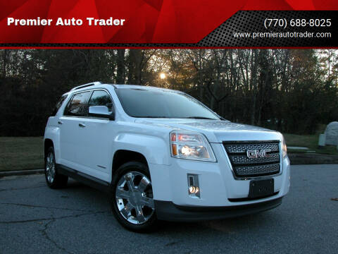 2010 GMC Terrain for sale at Premier Auto Trader in Alpharetta GA