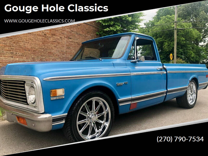 1971 Chevrolet C/K 10 Series for sale at Countryside Classics in Russellville KY