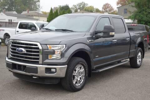 2016 Ford F-150 for sale at Olger Motors, Inc. in Woodbridge NJ