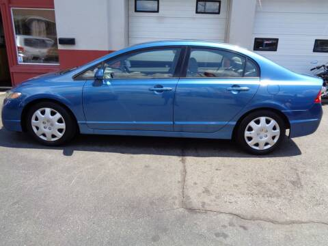 2011 Honda Civic for sale at Best Choice Auto Sales Inc in New Bedford MA
