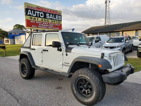 2010 Jeep Wrangler Unlimited for sale at Mox Motors in Port Charlotte FL