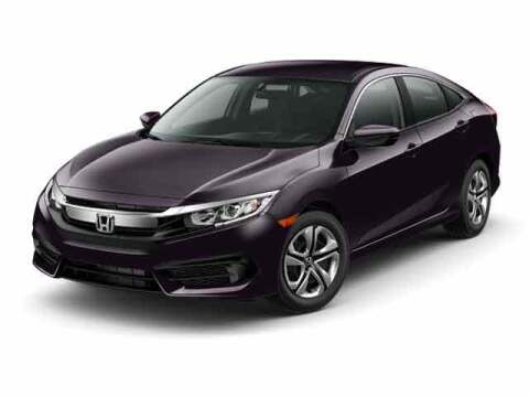 2016 Honda Civic for sale at Mann Chrysler Dodge Jeep of Richmond in Richmond KY