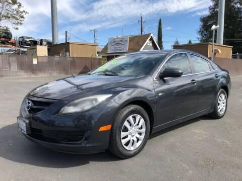 2012 Mazda MAZDA6 for sale at C J Auto Sales in Riverbank CA