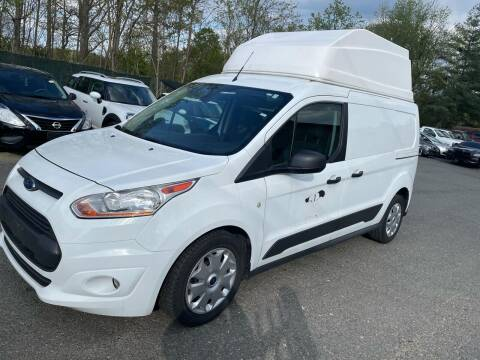 2018 Ford Transit Connect Cargo for sale at Dream Auto Group in Dumfries VA