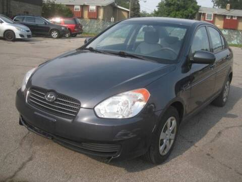 2010 Hyundai Accent for sale at ELITE AUTOMOTIVE in Euclid OH