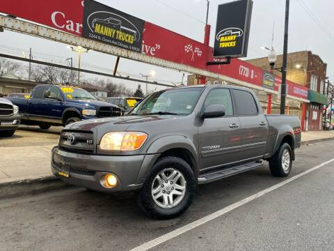 2005 Toyota Tundra for sale at Manny Trucks in Chicago IL