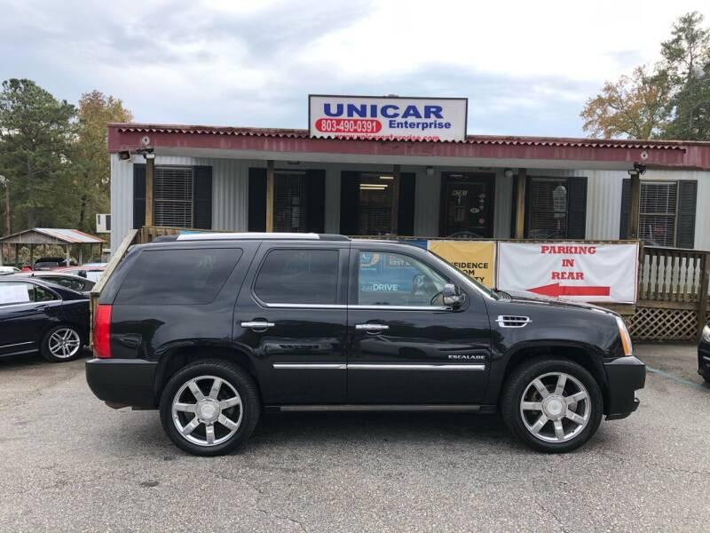2011 Cadillac Escalade for sale at Unicar Enterprise in Lexington SC