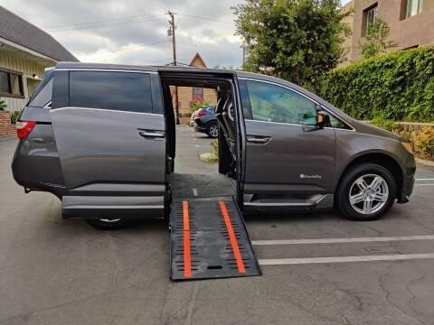 2012 Honda Odyssey for sale at Apollo Auto El Monte in El Monte CA