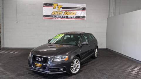 2012 Audi A3 for sale at TT Auto Sales LLC. in Boise ID