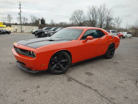 2008 Dodge Challenger for sale at Cruisin' Auto Sales in Madison IN