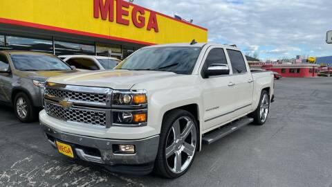 2015 Chevrolet Silverado 1500 for sale at Mega Auto Sales in Wenatchee WA
