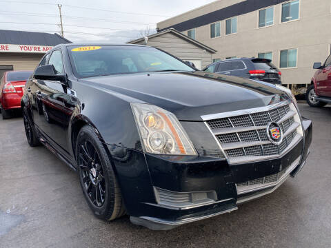 2011 Cadillac CTS for sale at WOLF'S ELITE AUTOS in Wilmington DE