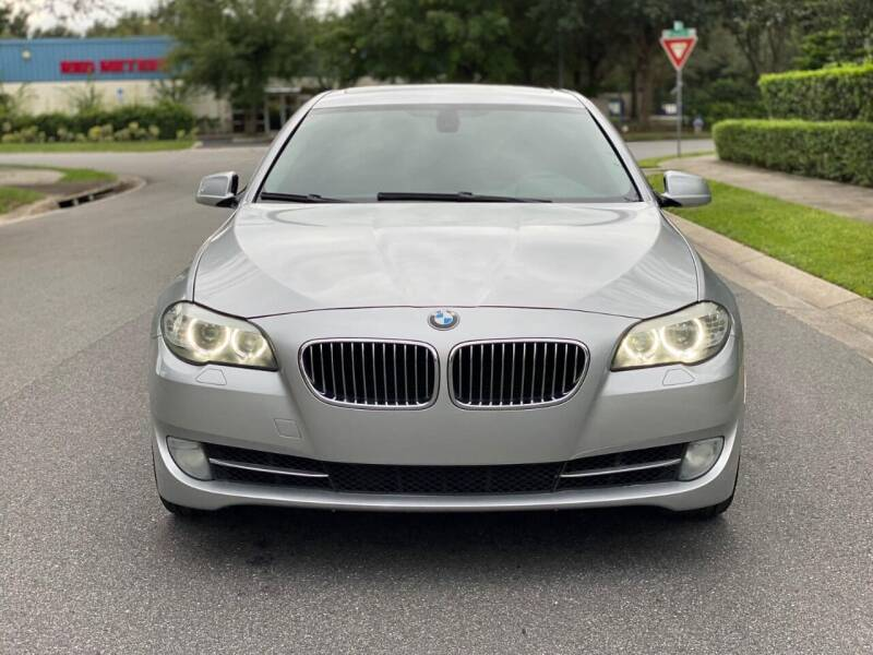2011 BMW 5 Series for sale at Presidents Cars LLC in Orlando FL
