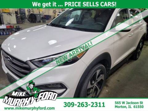 2016 Hyundai Tucson for sale at Mike Murphy Ford in Morton IL