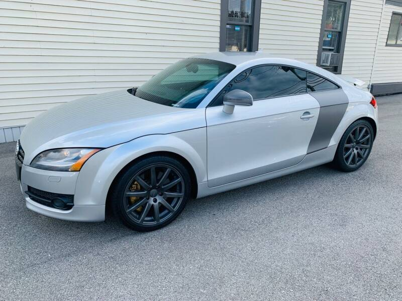 2008 Audi TT for sale at Just Car Deals in Louisville KY