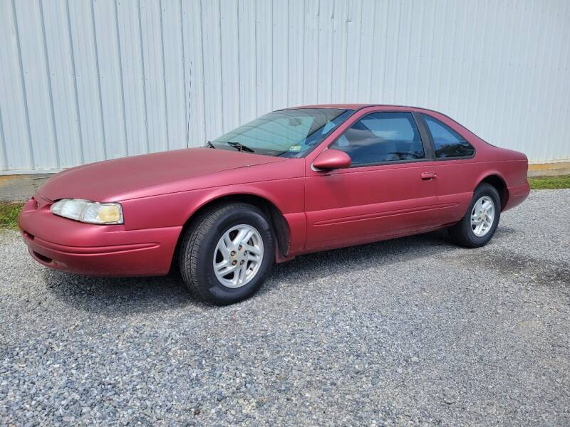 1996 Ford Thunderbird for sale at Precision Glass, Inc. in Christiansburg VA